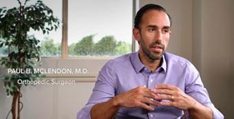 Dr. Paul McLendon Total Shoulder Reconstruction Surgery